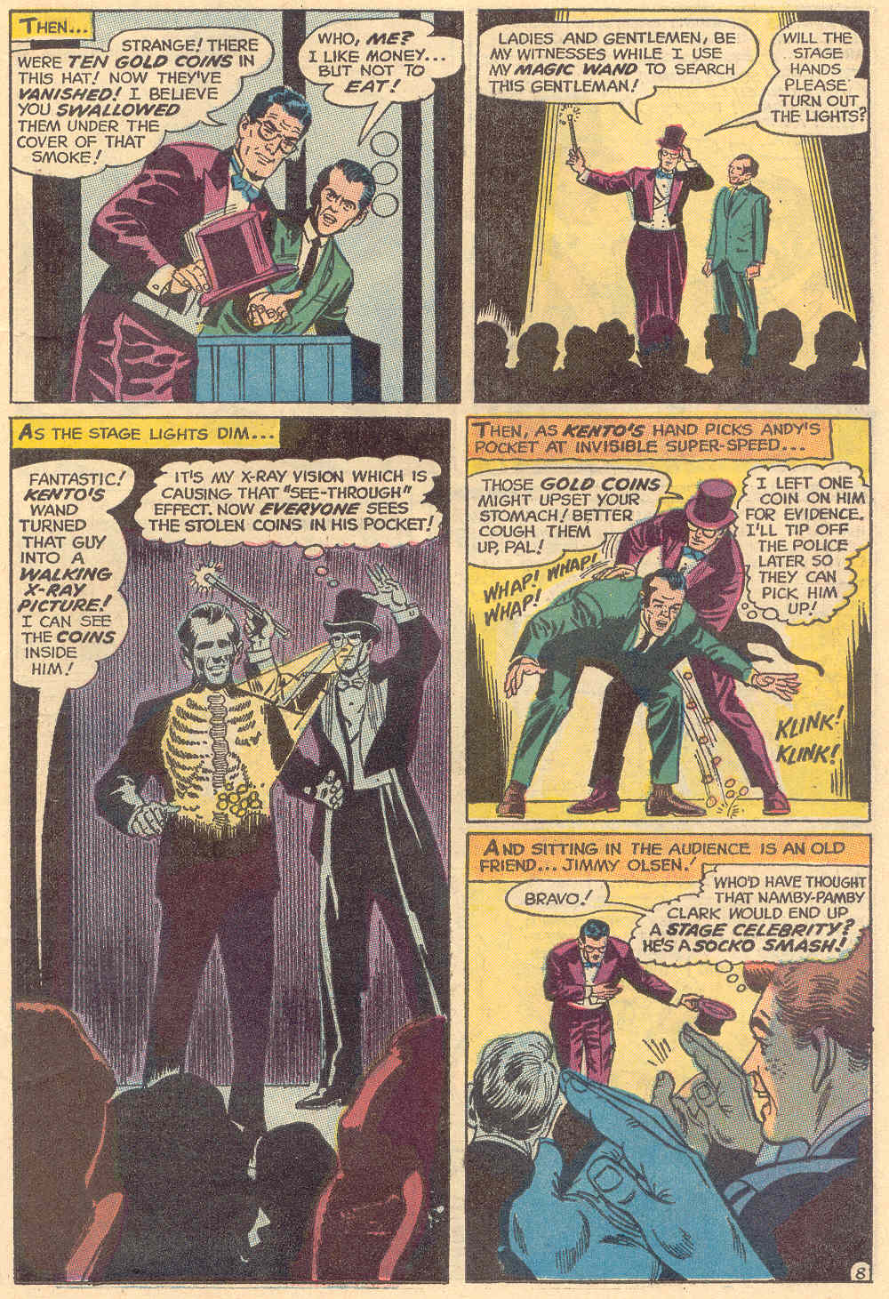 Read online Action Comics (1938) comic -  Issue #382 - 11