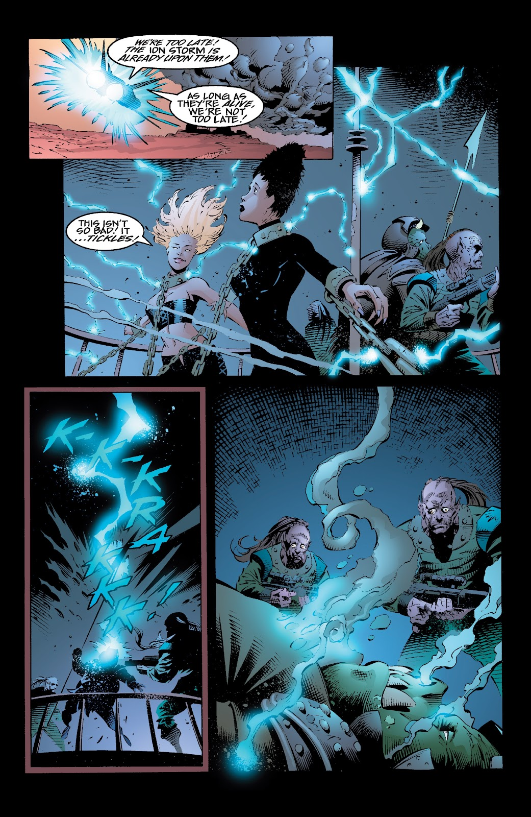 Read online Star Wars Legends: Rise of the Sith - Epic Collection comic -  Issue # TPB 2 (Part 2) - 18