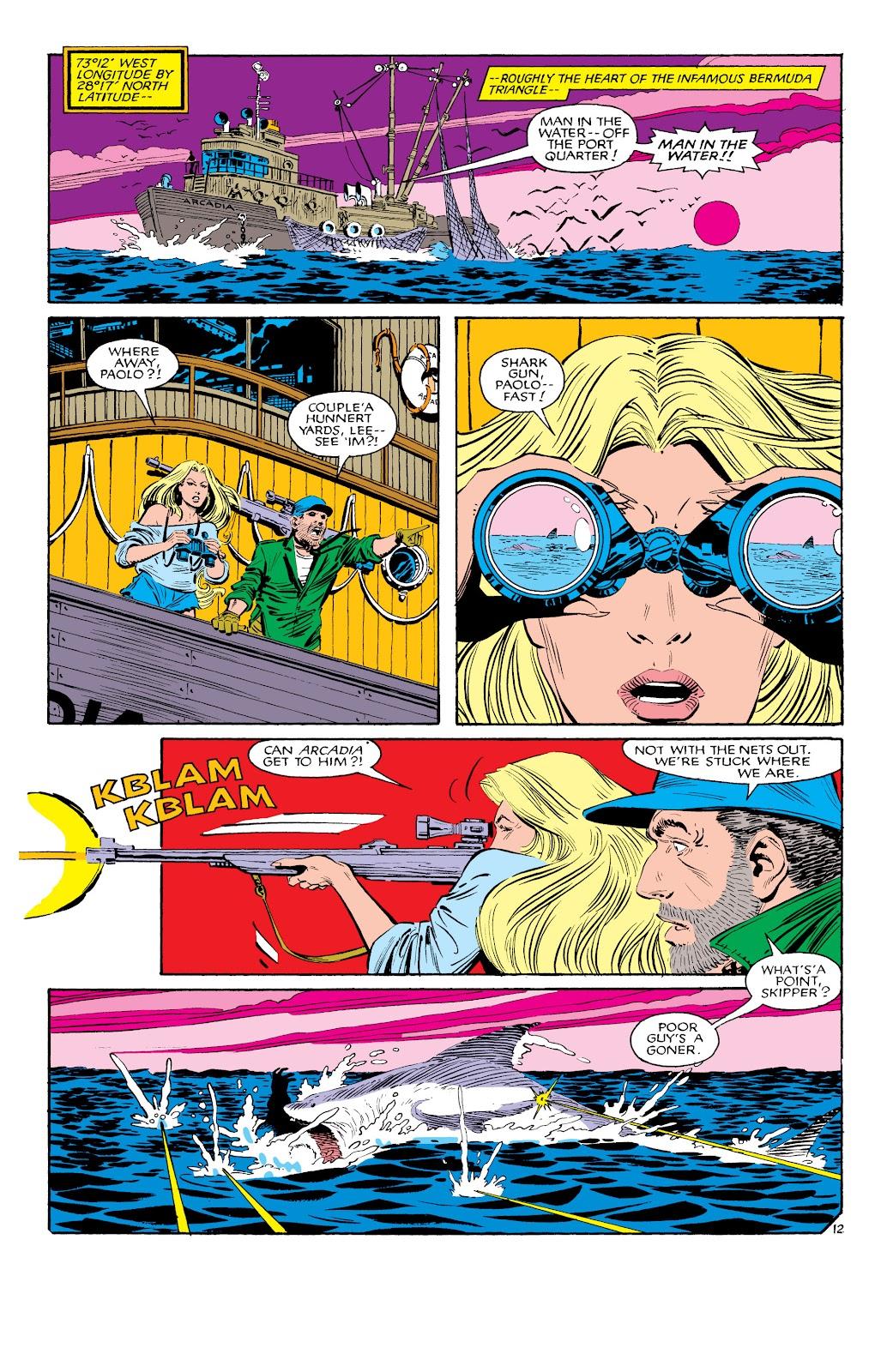 Uncanny X-Men (1963) issue 188 - Page 13