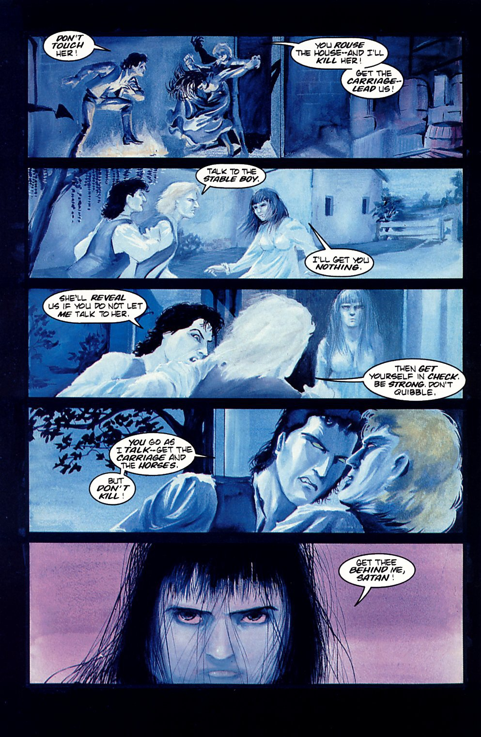 Read online Anne Rice's Interview with the Vampire comic -  Issue #2 - 32