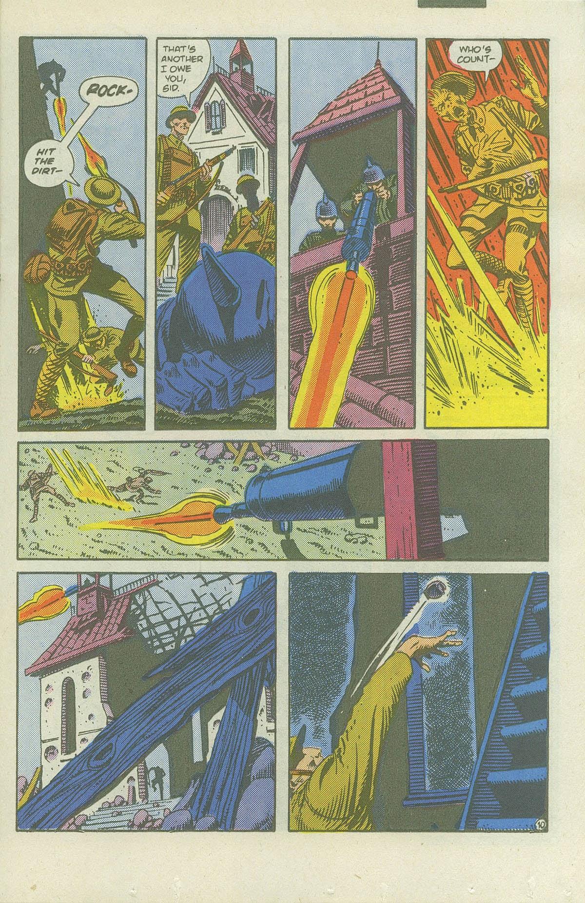 Read online Sgt. Rock comic -  Issue #419 - 14
