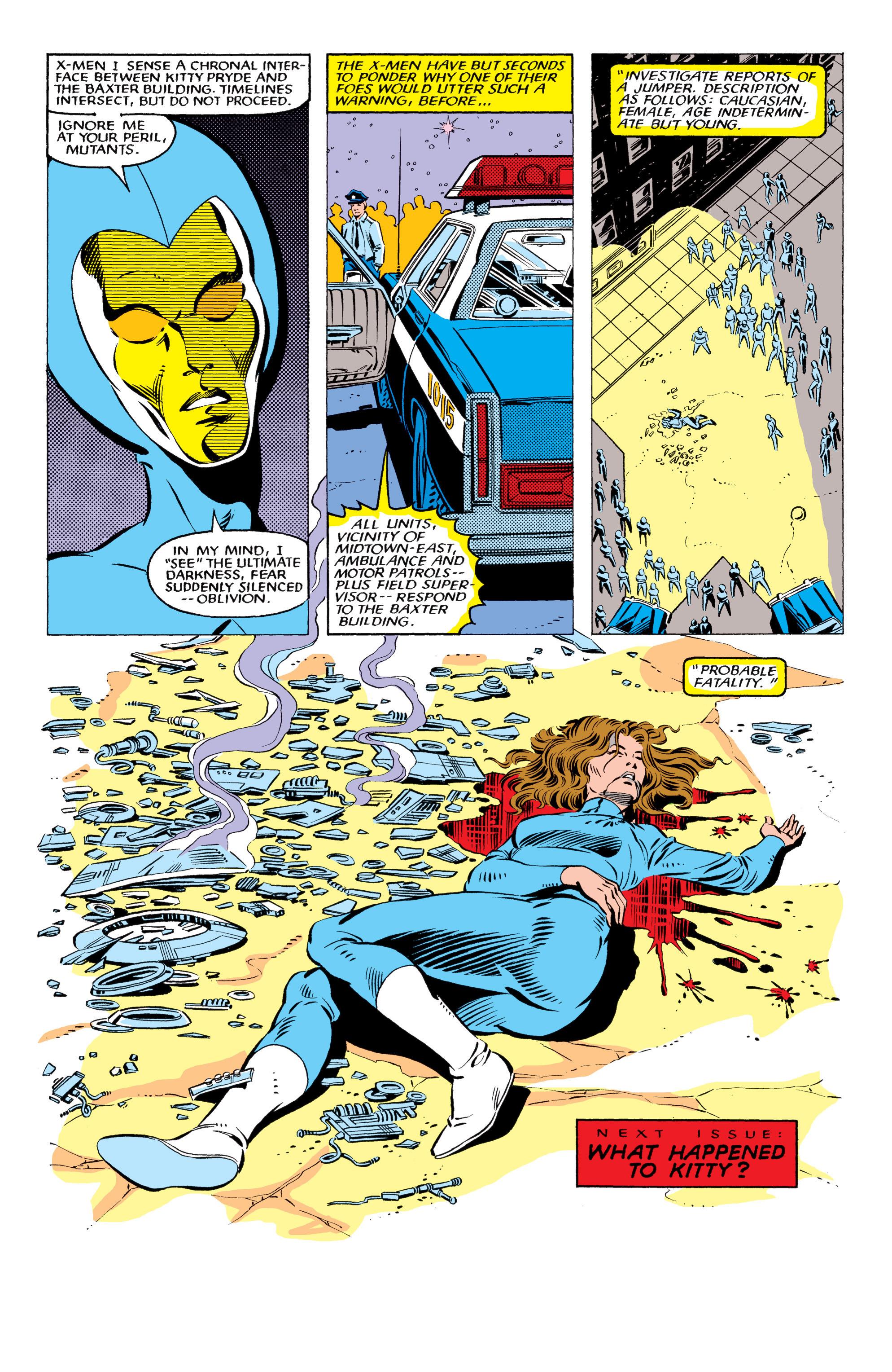 Read online Uncanny X-Men (1963) comic -  Issue #178 - 23