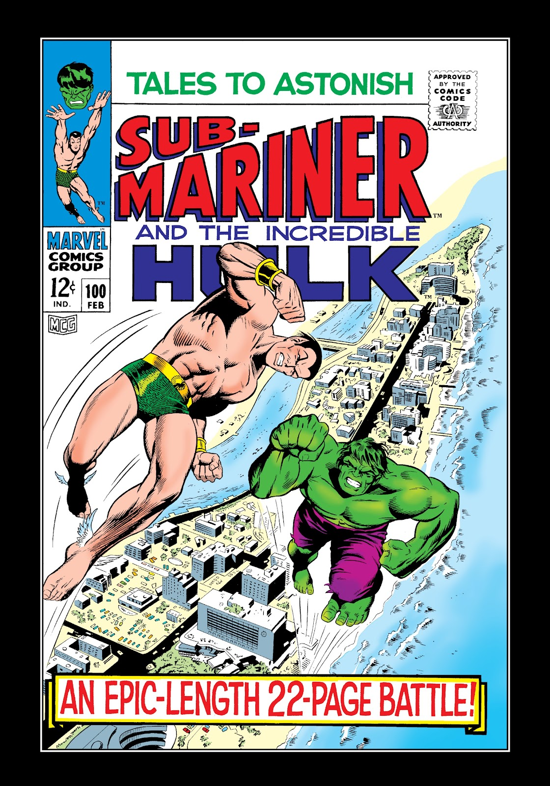 Read online Marvel Masterworks: The Incredible Hulk comic -  Issue # TPB 3 (Part 3) - 28