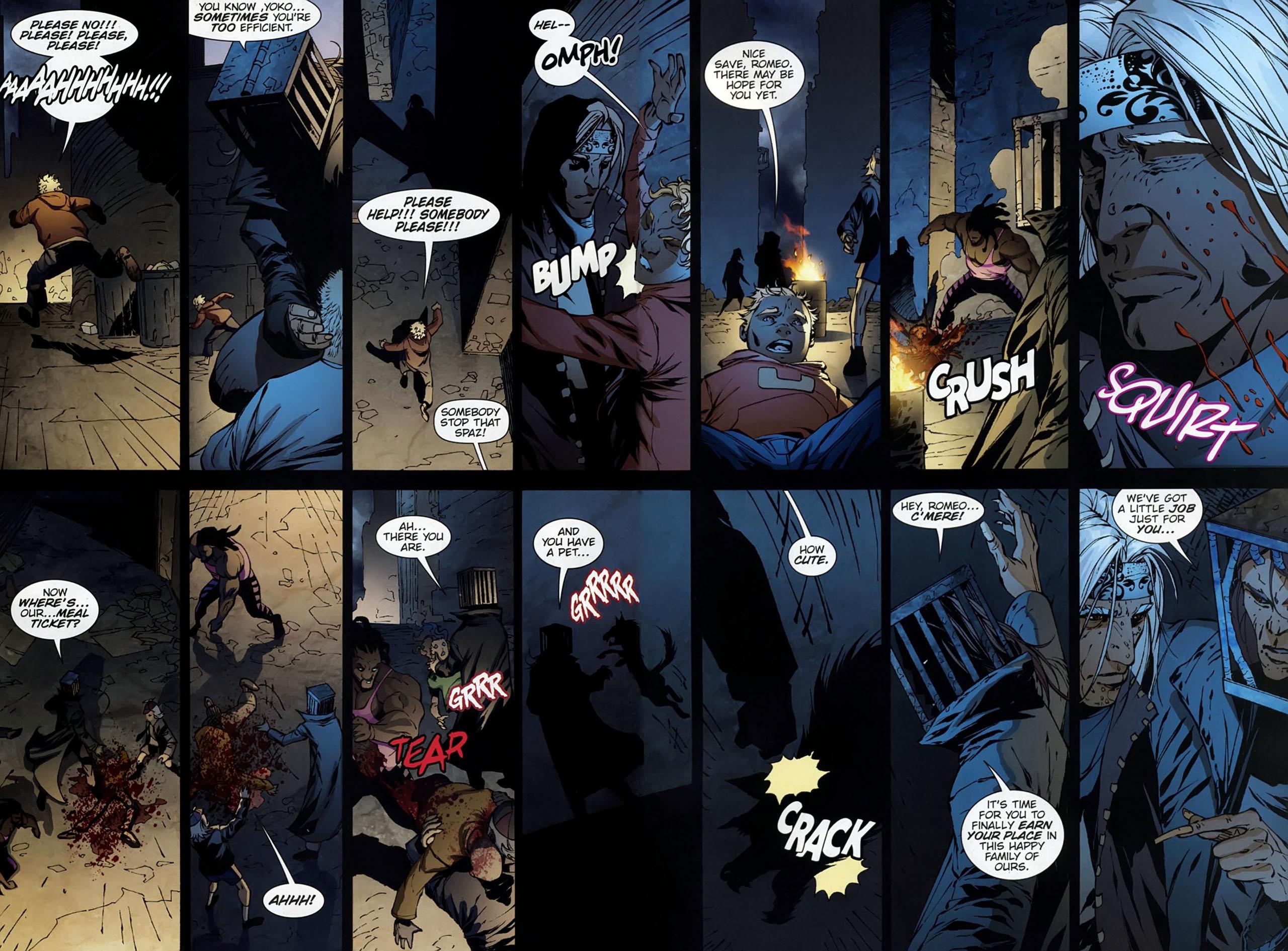 Read online Dead Romeo comic -  Issue #1 - 16