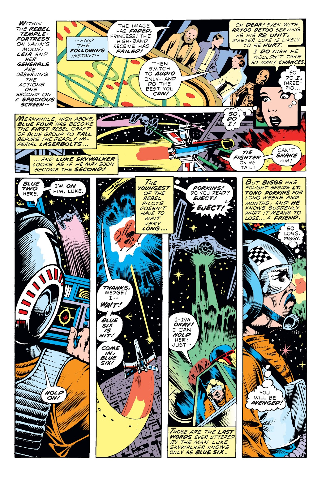 Read online Star Wars Legends: The Original Marvel Years - Epic Collection comic -  Issue # TPB 1 (Part 2) - 6