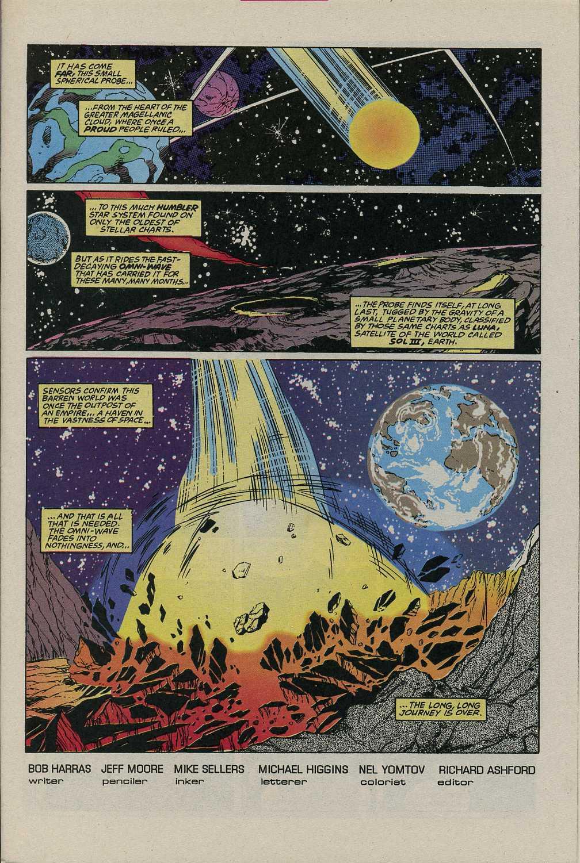 Read online Avengers Strike File comic -  Issue # Full - 2