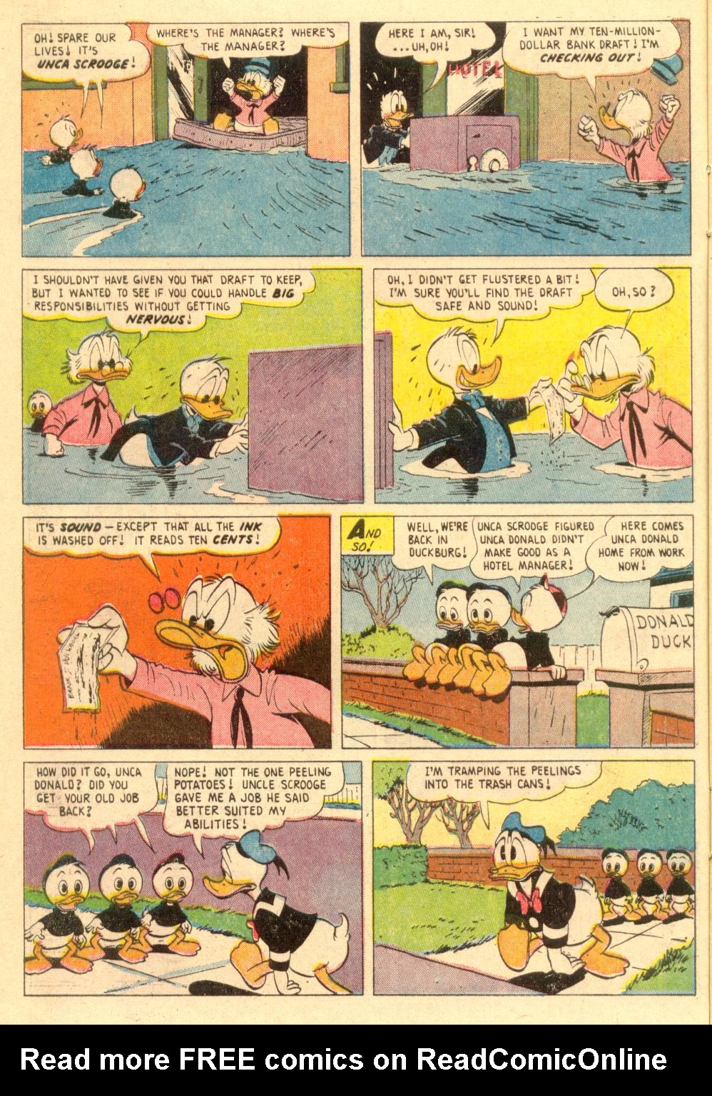 Walt Disney's Comics and Stories issue 355 - Page 12