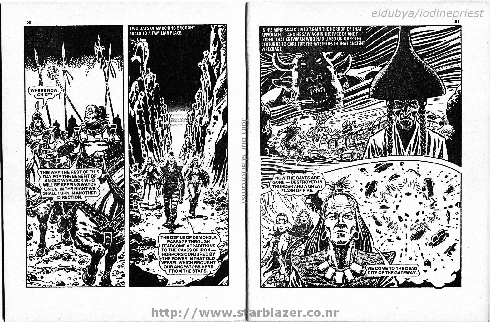 Starblazer issue 267 - Page 27