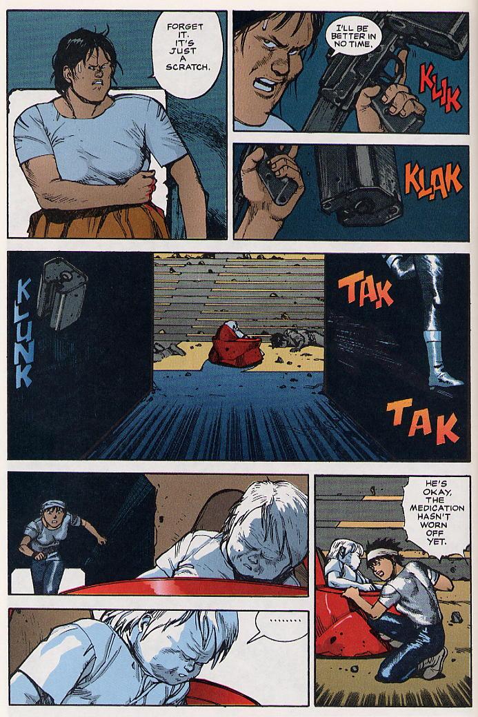 Read online Akira comic -  Issue #19 - 43