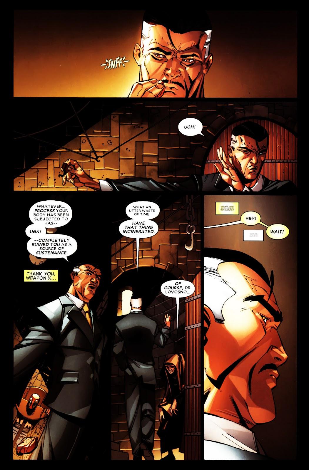 Read online Deadpool (2008) comic -  Issue #5 - 15