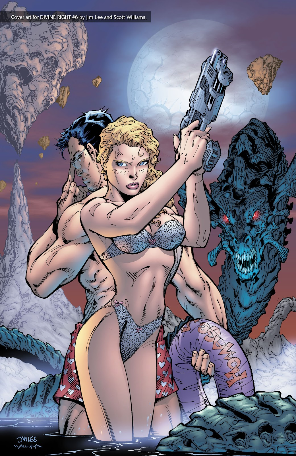 Read online Divine Right comic -  Issue # _TPB The Adventures of Max Faraday (Part 2) - 47