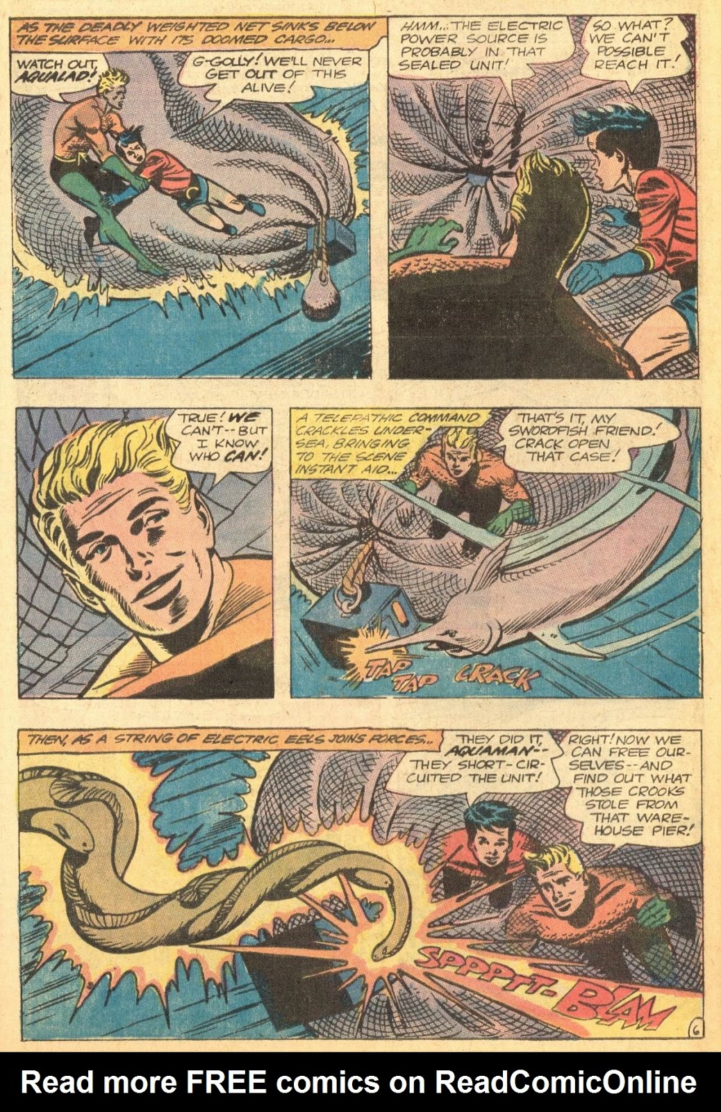 Teen Titans (1966) issue 35 - Page 36