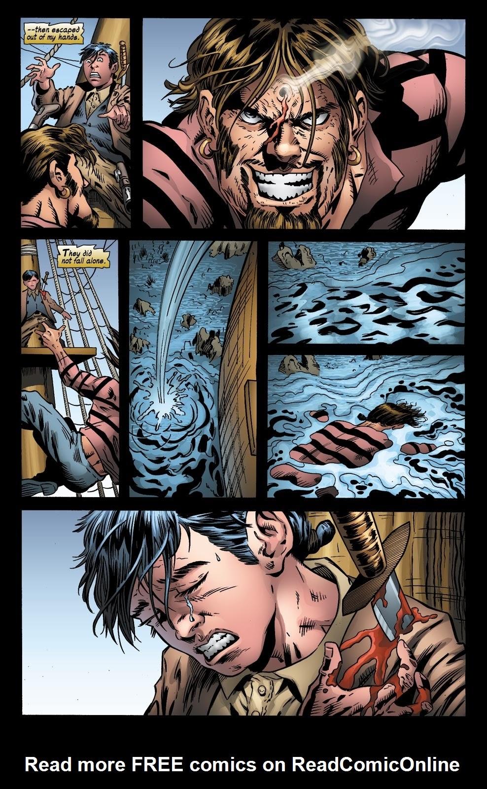 Read online Treasure Island comic -  Issue #4 - 25