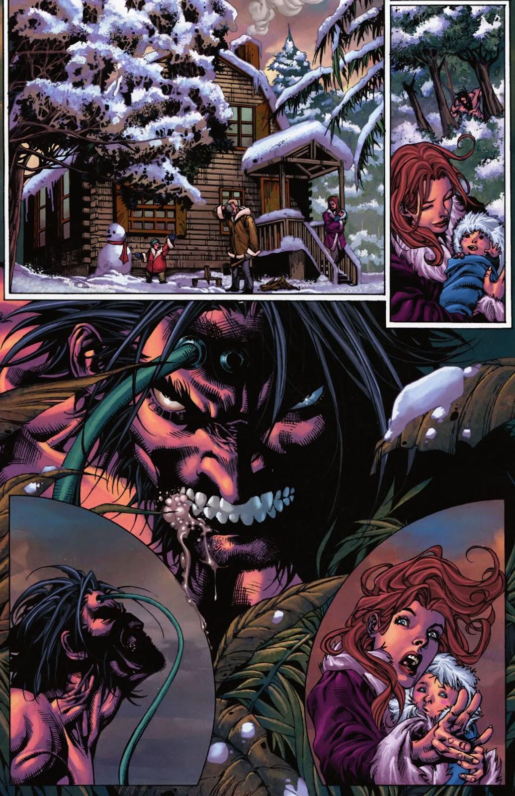 Read online Wolverine (2003) comic -  Issue #900 - 99