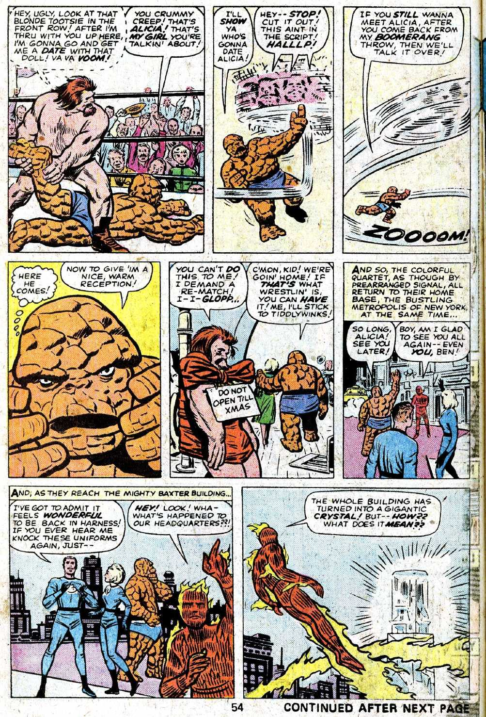 Giant-Size Fantastic Four issue 5 - Page 56