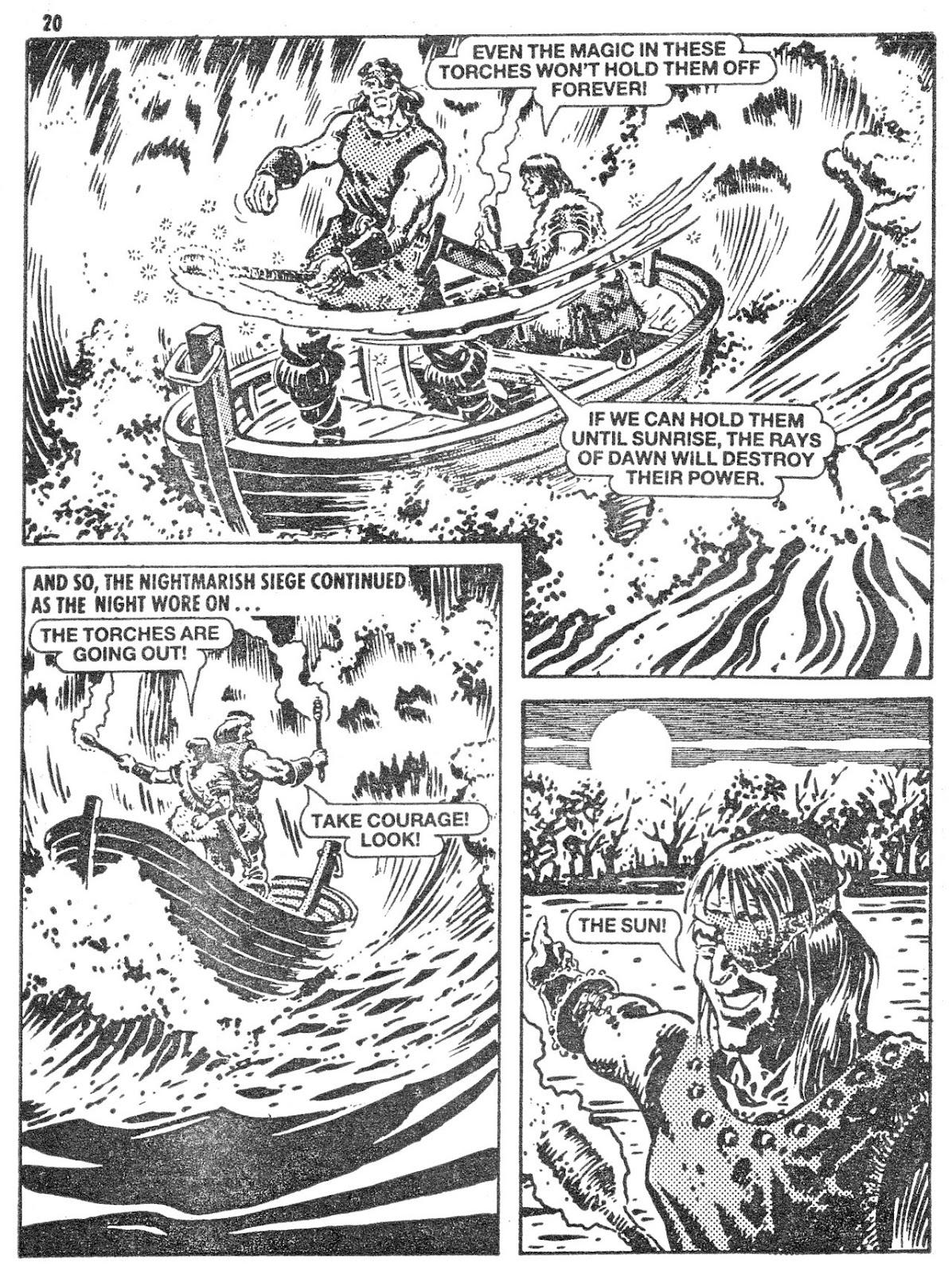 Starblazer issue 209 - Page 21