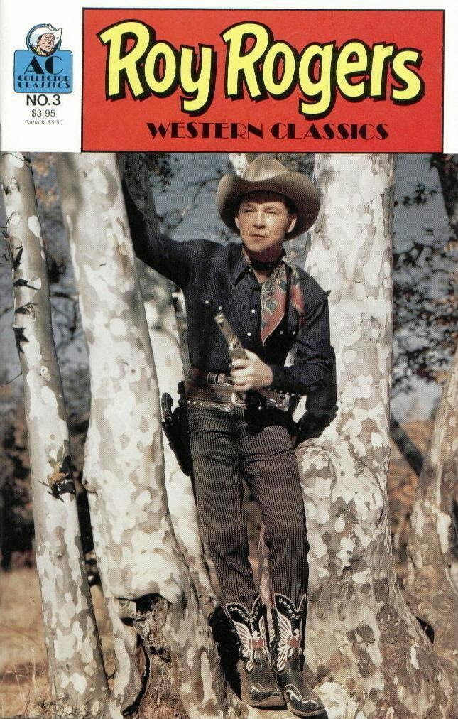 Read online Roy Rogers comic -  Issue #3 - 1