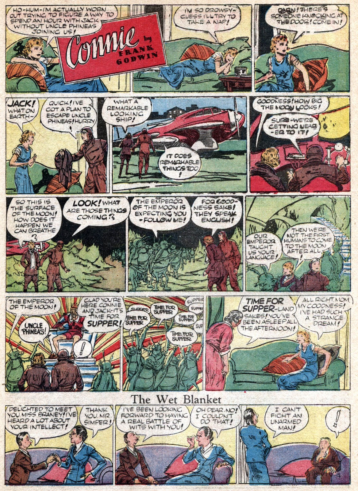 Read online Famous Funnies comic -  Issue #66 - 57