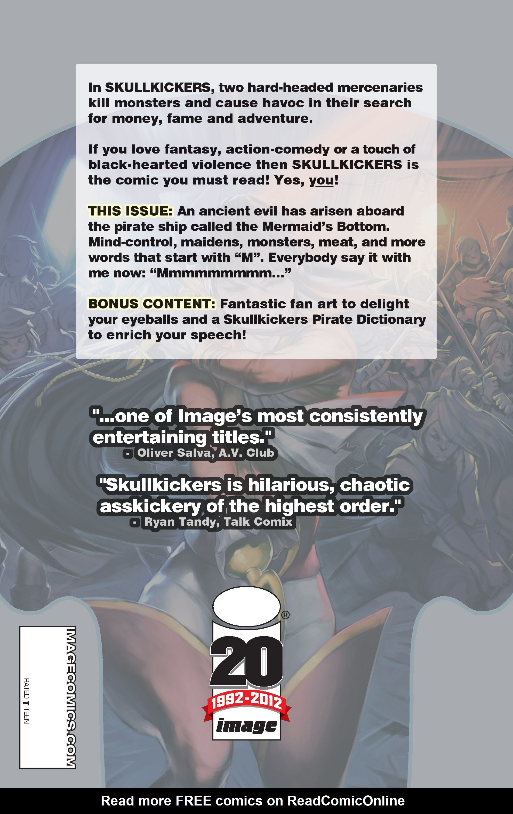 Read online Skullkickers comic -  Issue #16 - 28