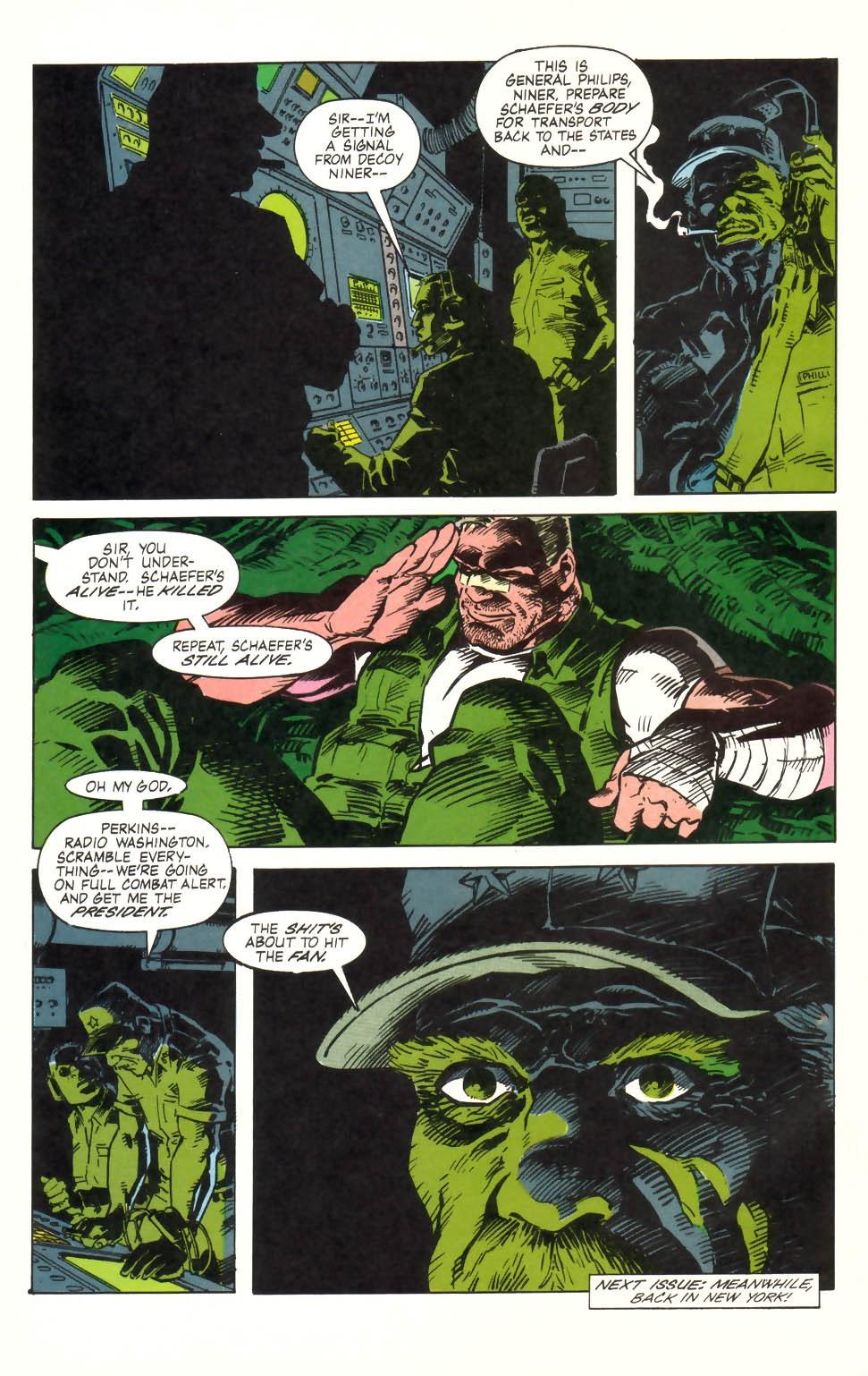 Predator (1989) issue 2 - Page 26