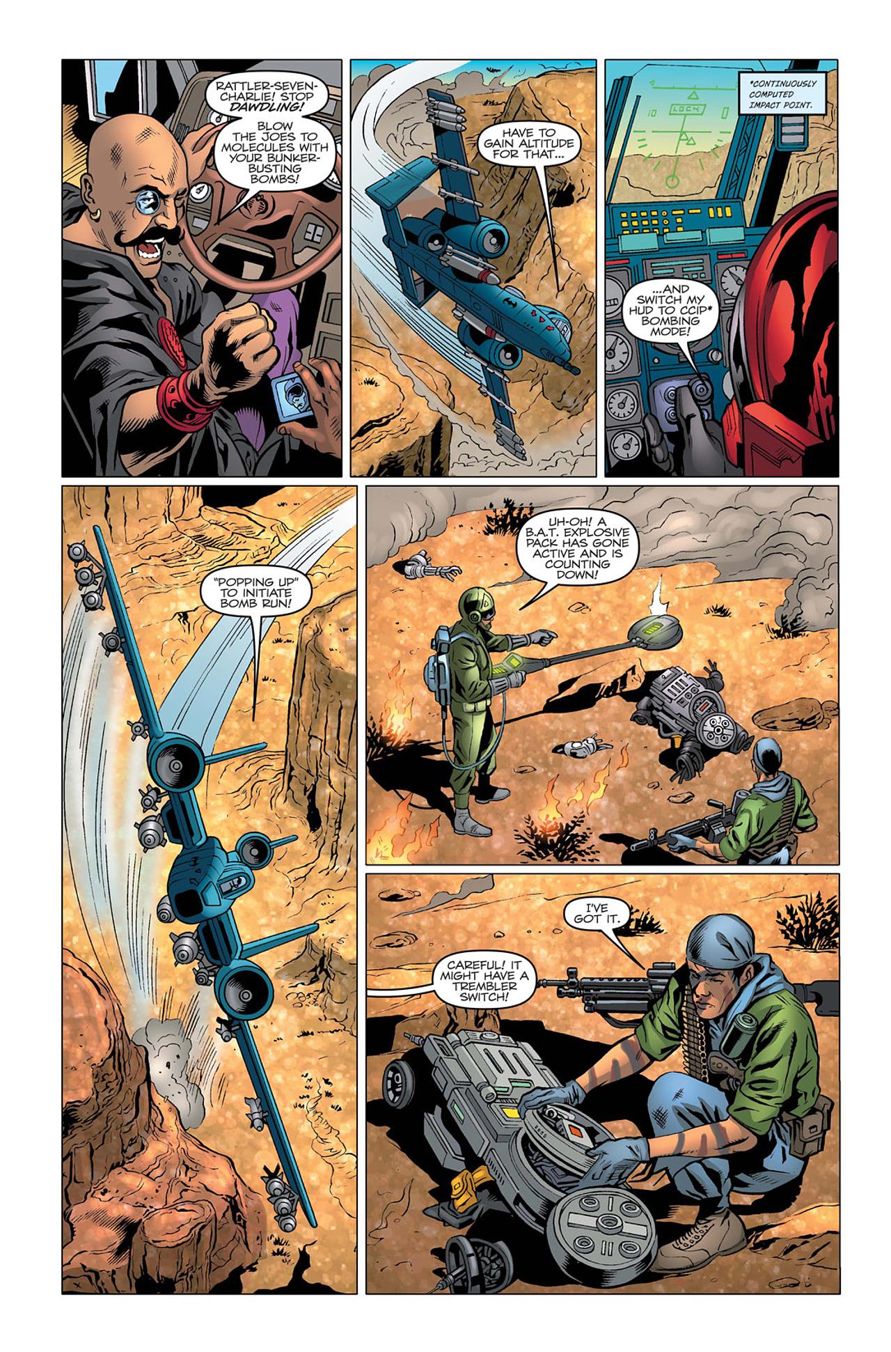 G.I. Joe: A Real American Hero 165 Page 18