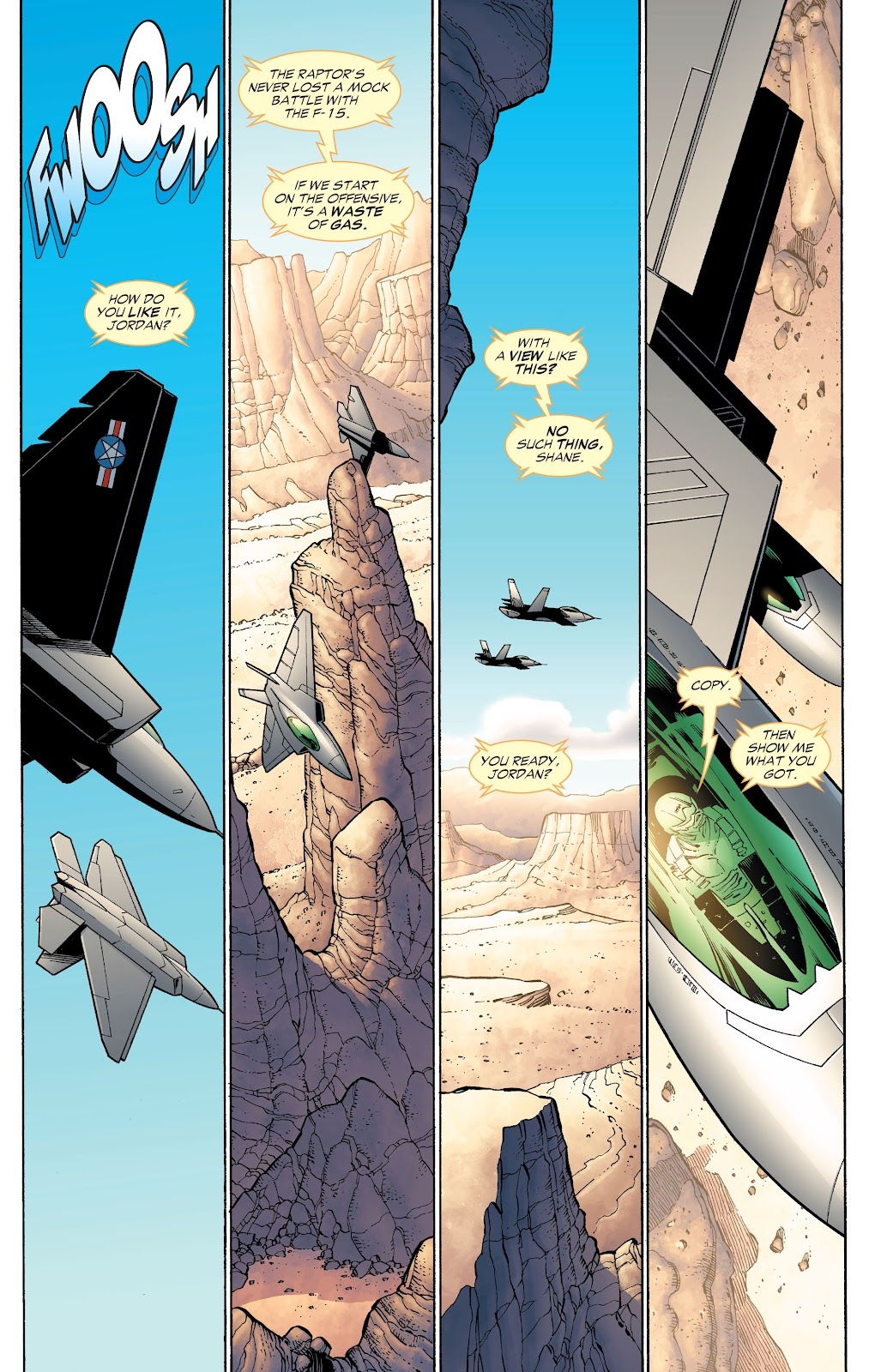 Read online Green Lantern by Geoff Johns comic -  Issue # TPB 1 (Part 4) - 1