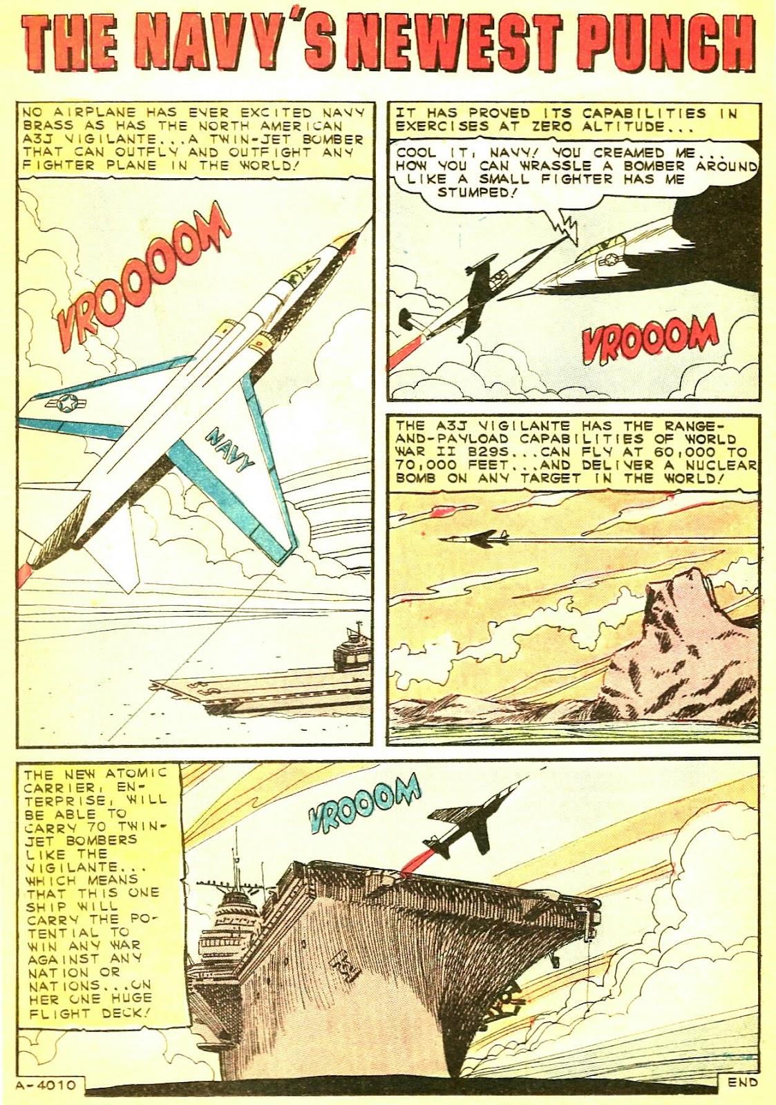 Read online Fightin' Navy comic -  Issue #124 - 25