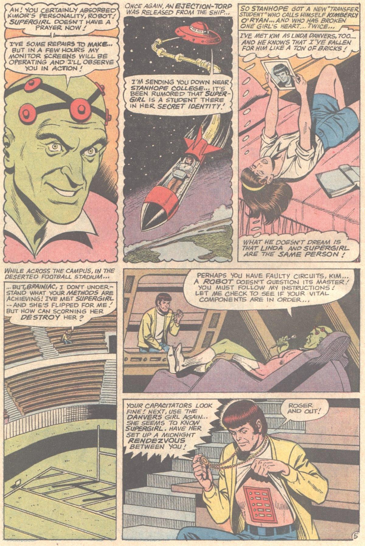 Read online Adventure Comics (1938) comic -  Issue #389 - 22