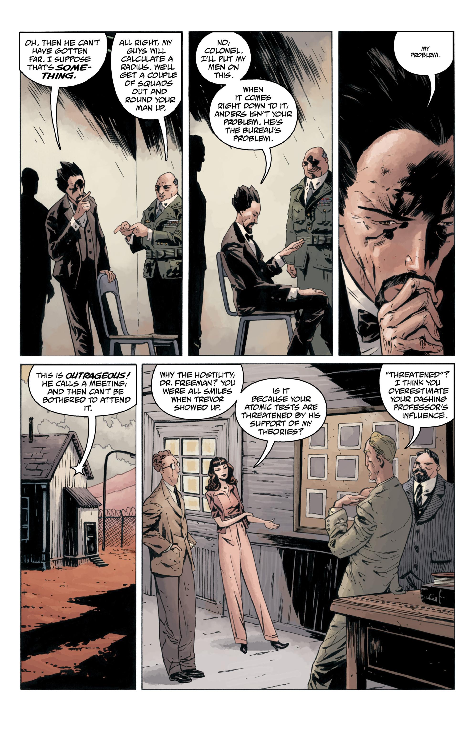 Read online B.P.R.D.: 1948 comic -  Issue # TPB - 81