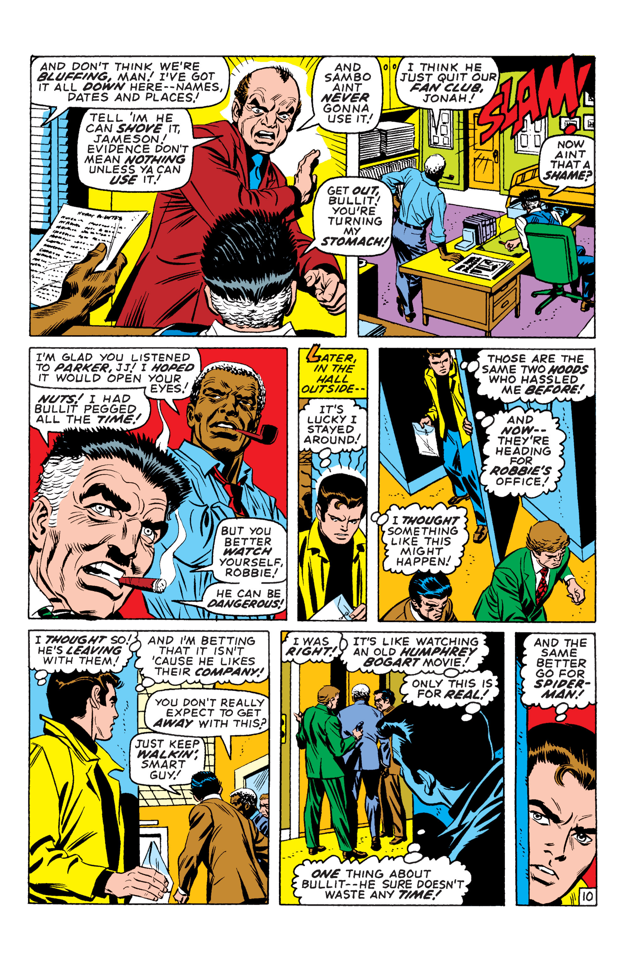 The Amazing Spider-Man (1963) 92 Page 10