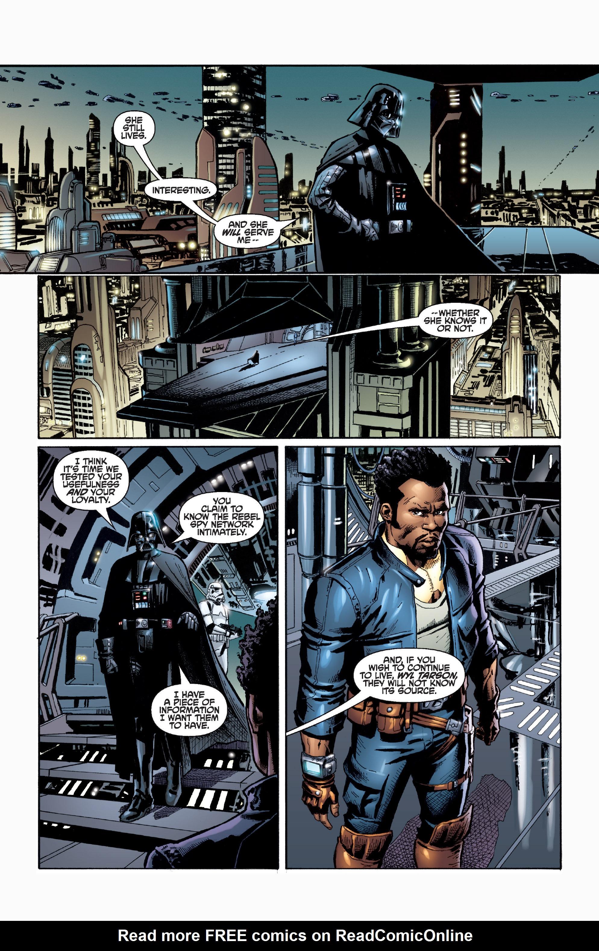 Read online Star Wars Omnibus comic -  Issue # Vol. 20 - 405