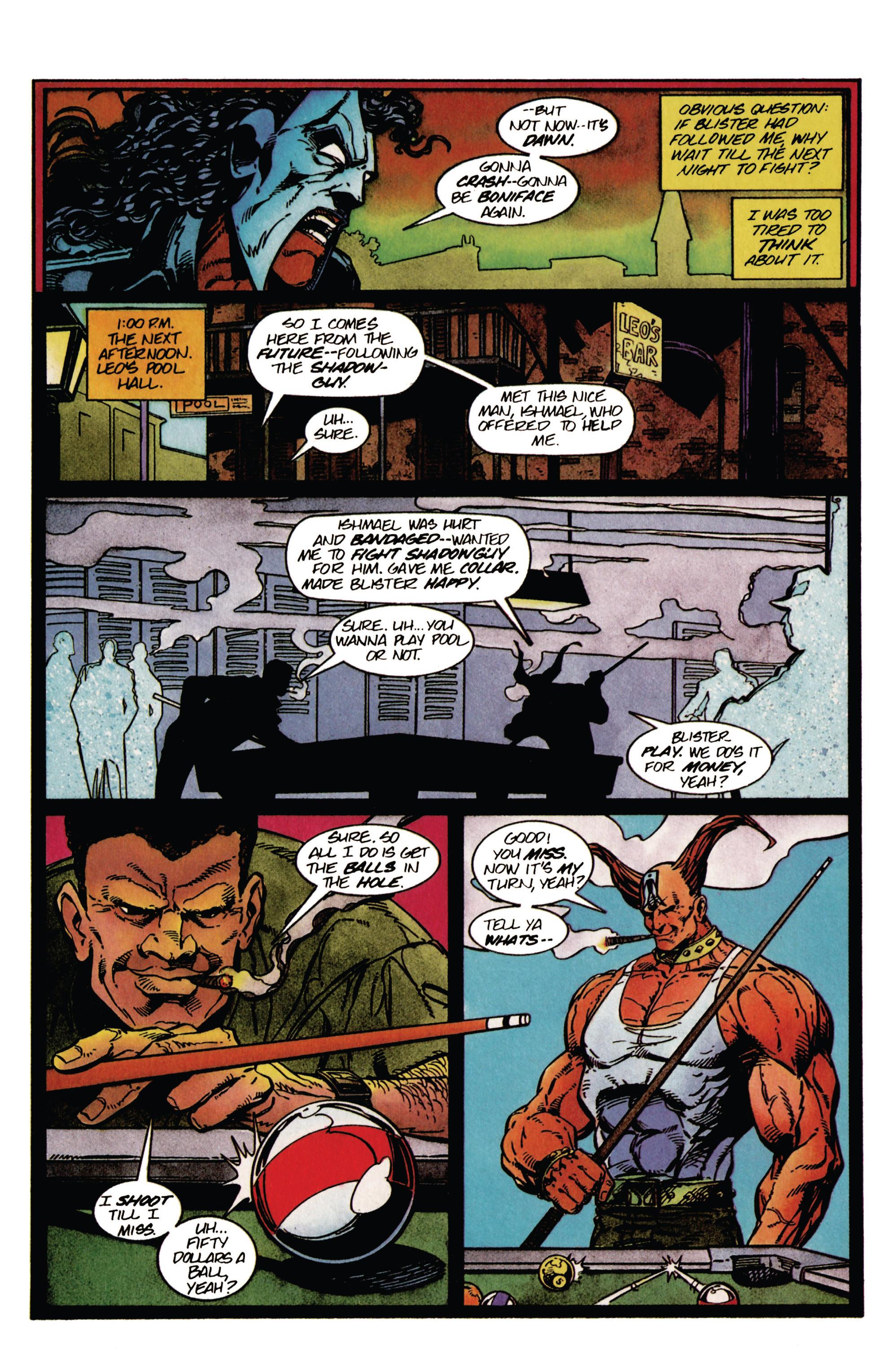 Read online Shadowman (1992) comic -  Issue #38 - 9
