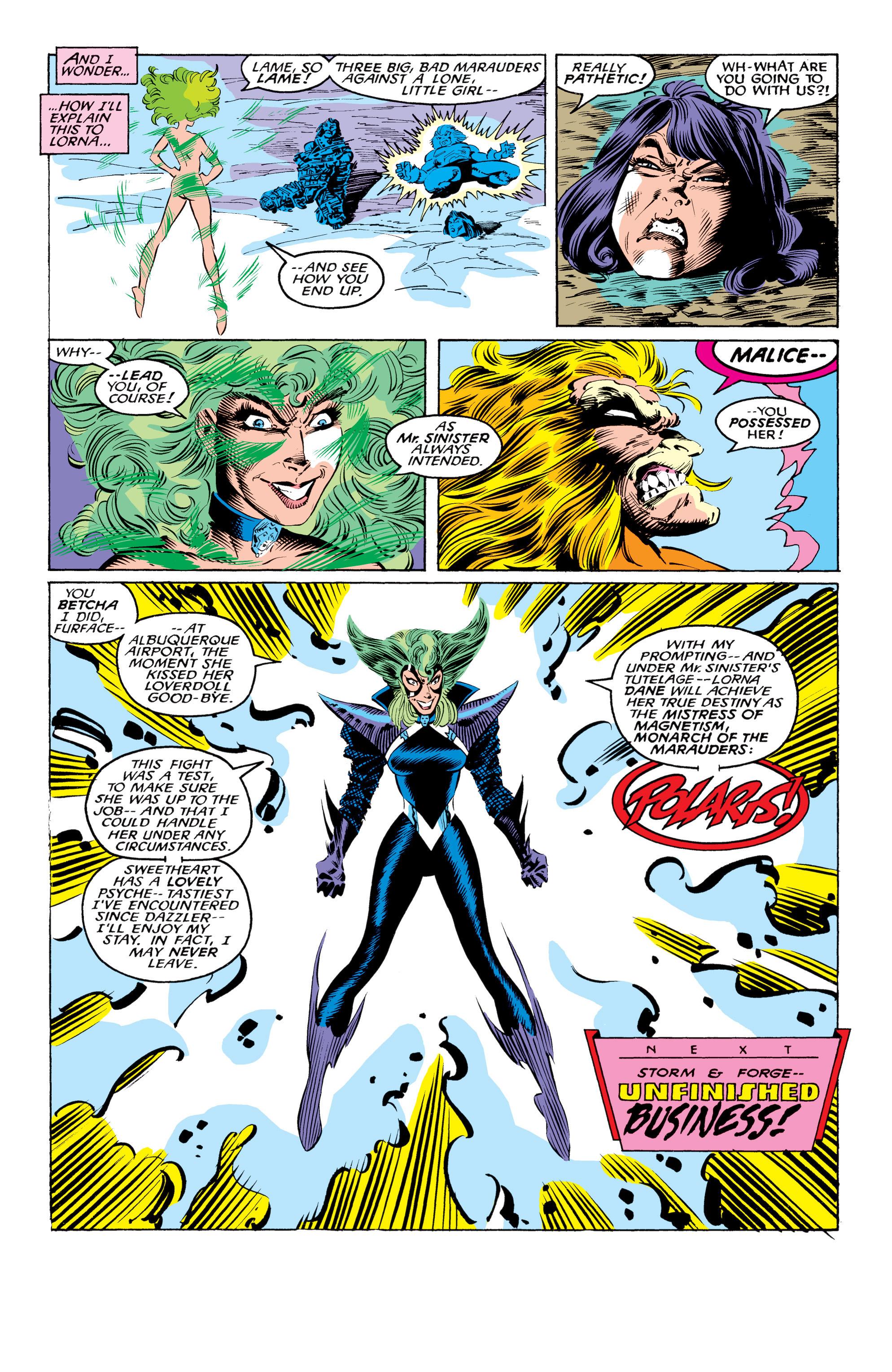 Read online Uncanny X-Men (1963) comic -  Issue #219 - 24