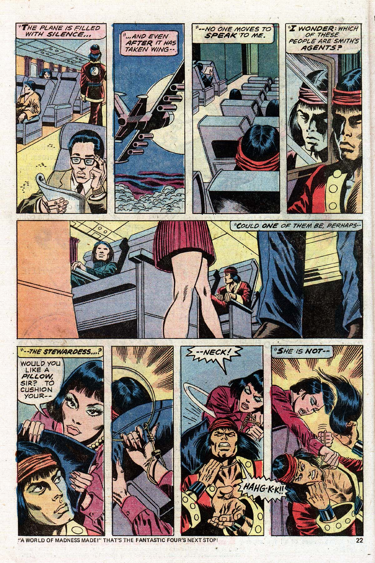 Read online Giant-Size Master of Kung Fu comic -  Issue #2 - 18