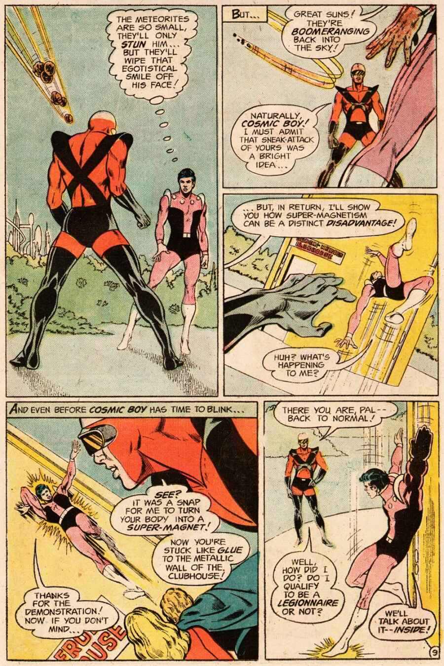 Superboy (1949) issue 204 - Page 10