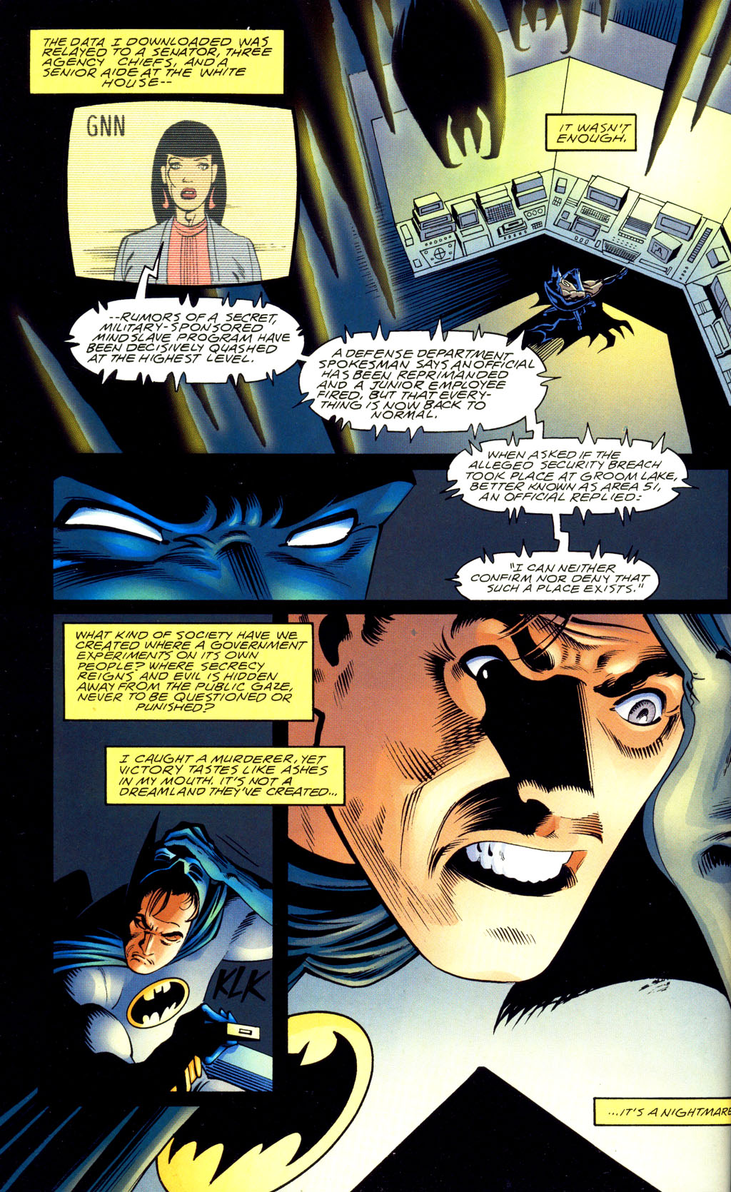 Read online Batman: Dreamland comic -  Issue # Full - 50