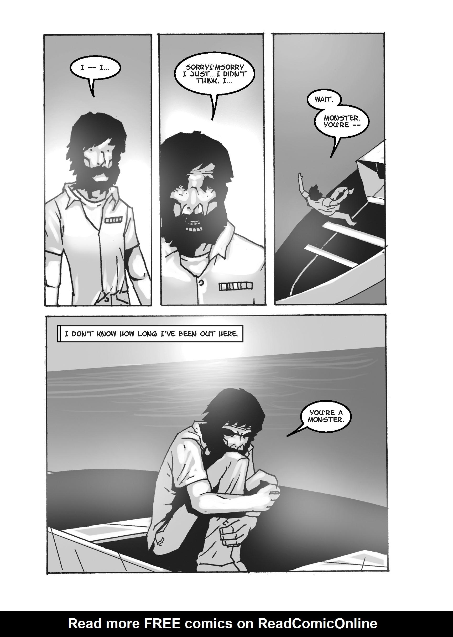 Read online FUBAR comic -  Issue #2 - 193