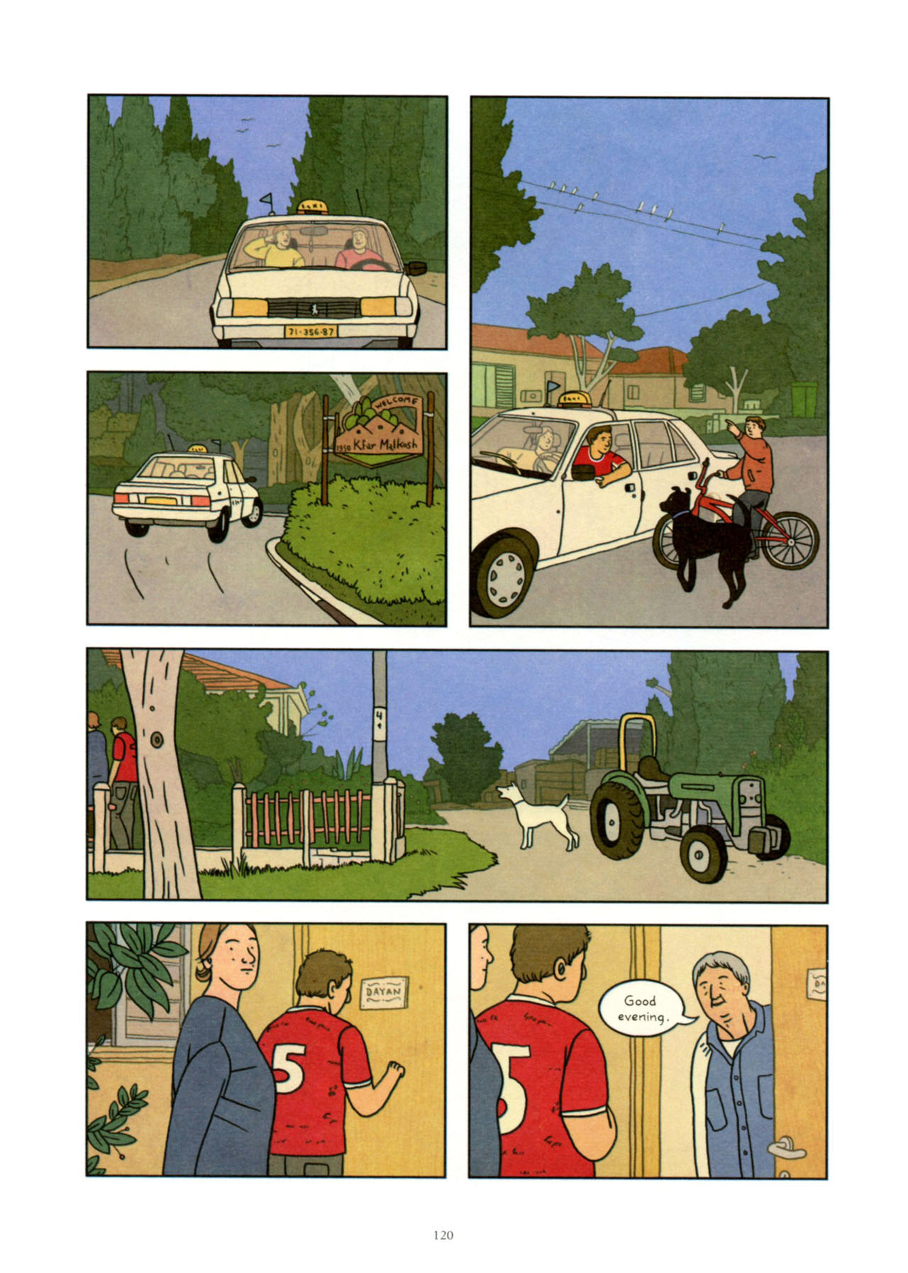 Read online Exit Wounds comic -  Issue # TPB - 120