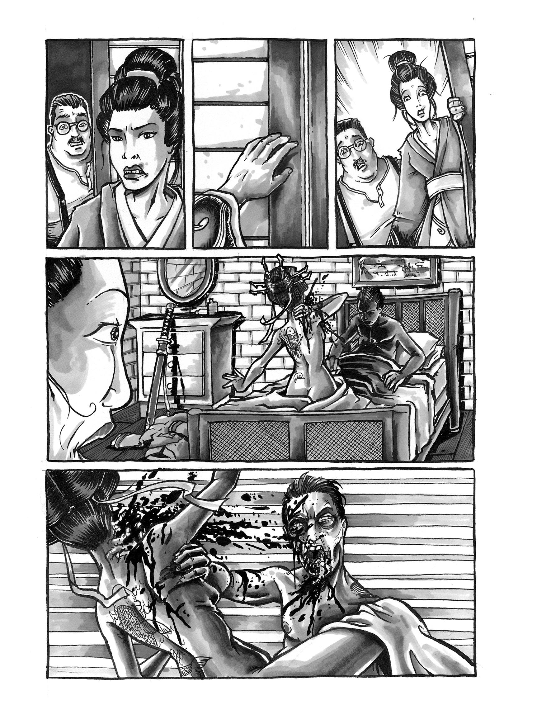 Read online FUBAR comic -  Issue #2 - 51