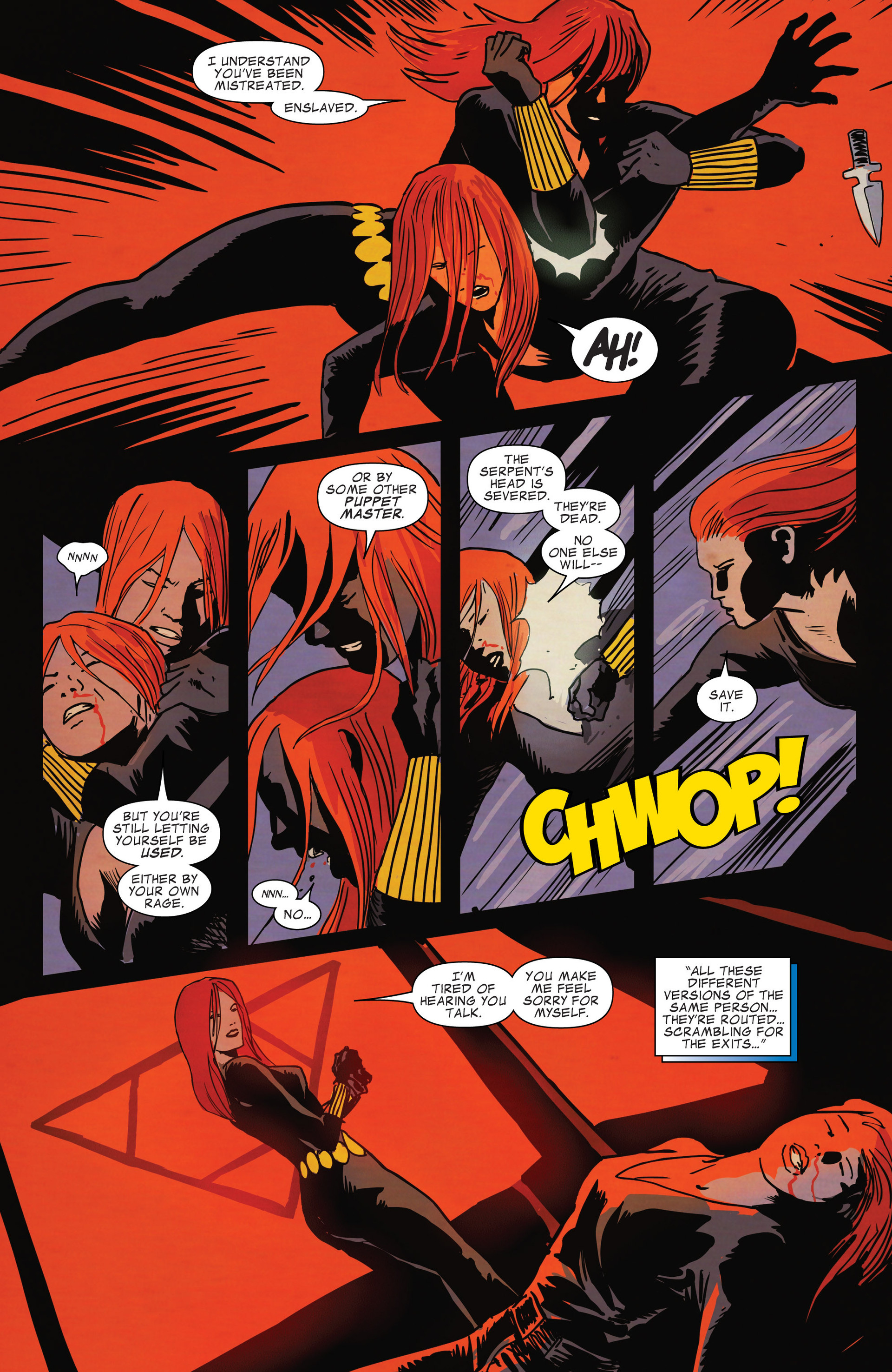 Read online Captain America And Black Widow comic -  Issue #640 - 15