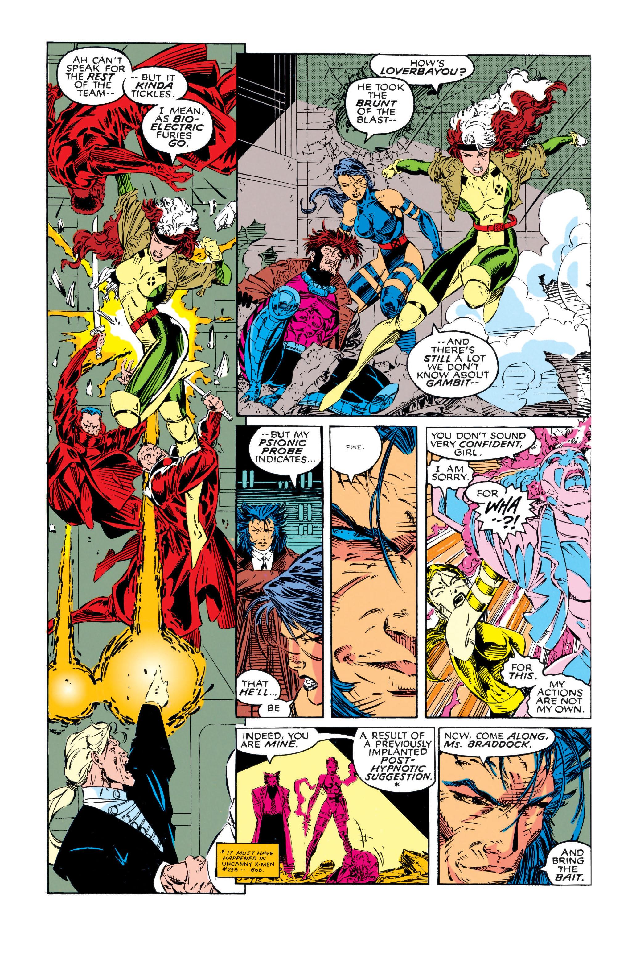 X-Men (1991) 6 Page 12