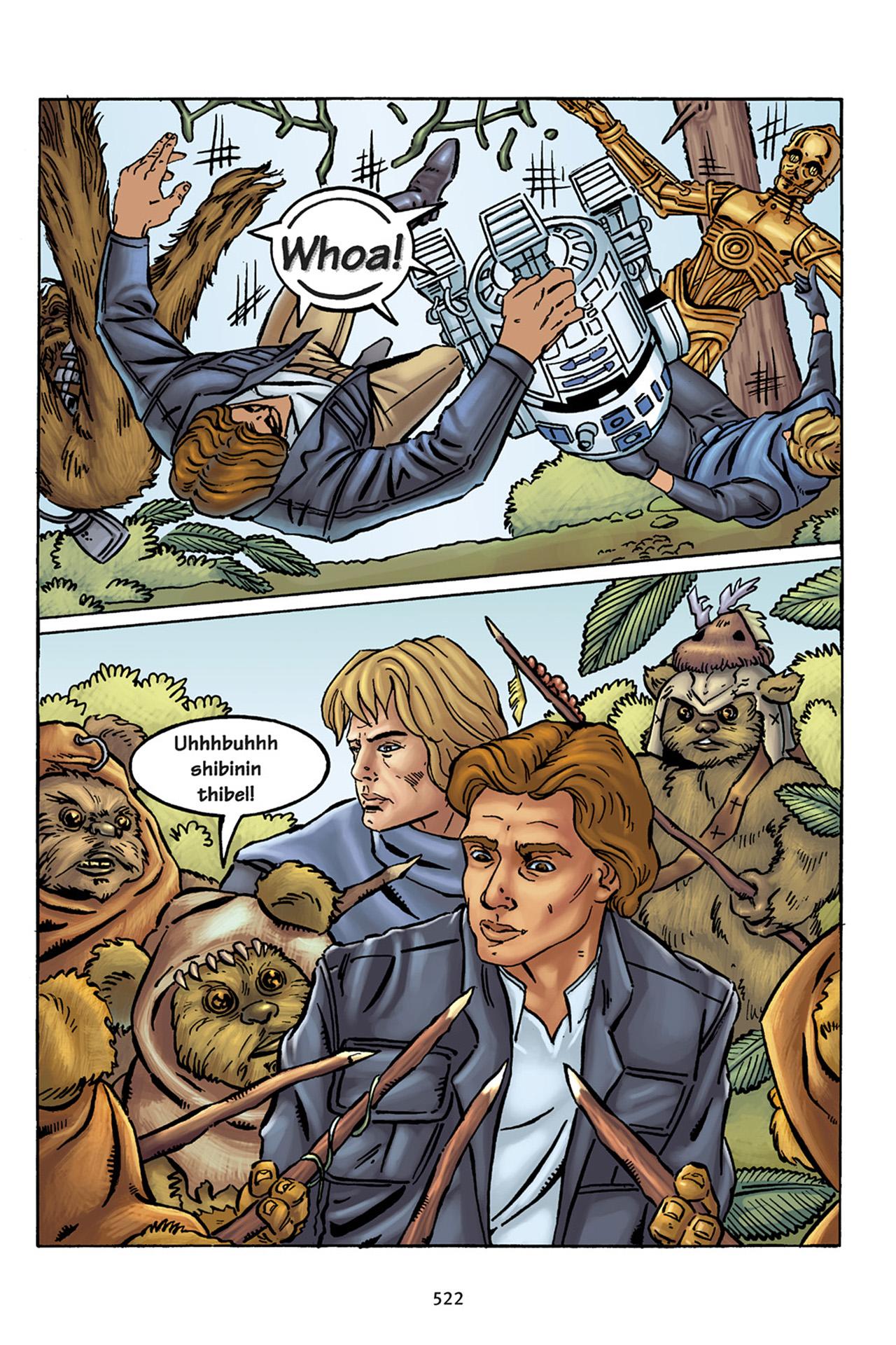 Read online Star Wars Omnibus comic -  Issue # Vol. 23.5 - 266