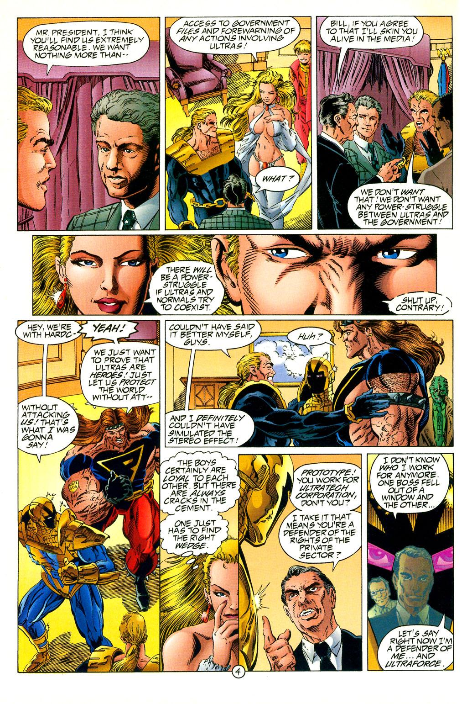Read online UltraForce (1994) comic -  Issue #2 - 5