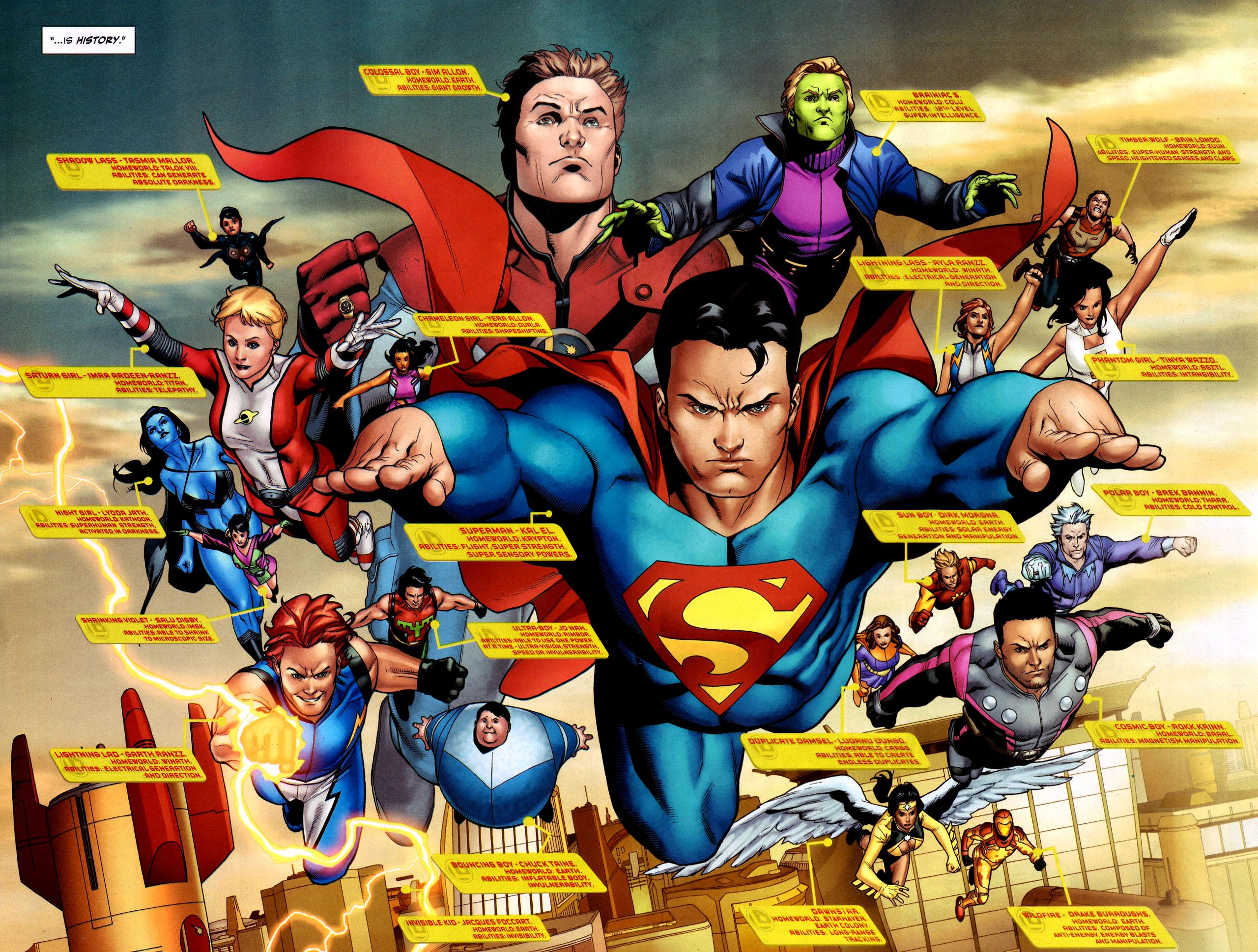 Read online Adventure Comics (2009) comic -  Issue #1 - 24