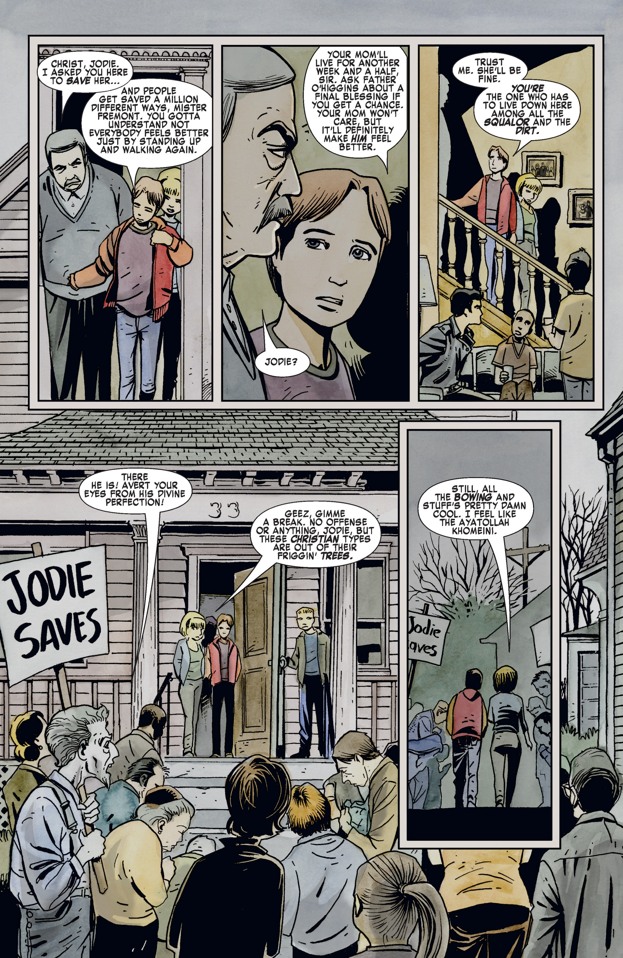 Read online American Jesus comic -  Issue # TPB - 58