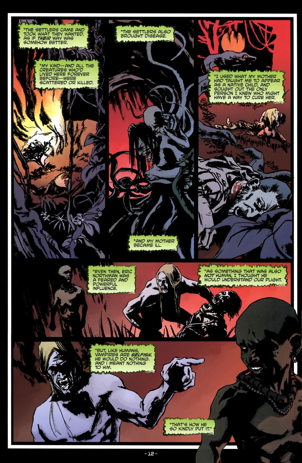 Read online True Blood (2010) comic -  Issue #6 - 15
