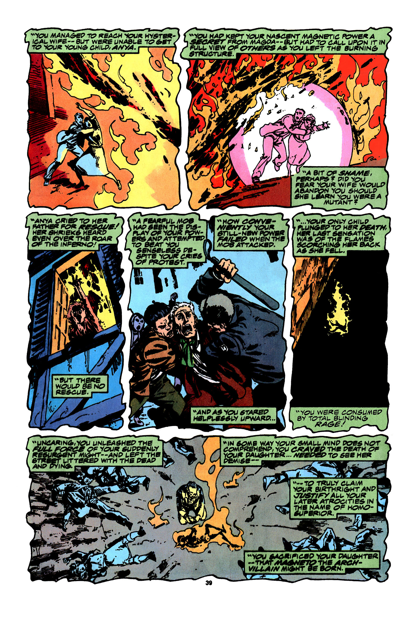 Read online X-Factor (1986) comic -  Issue # _ Annual 4 - 35