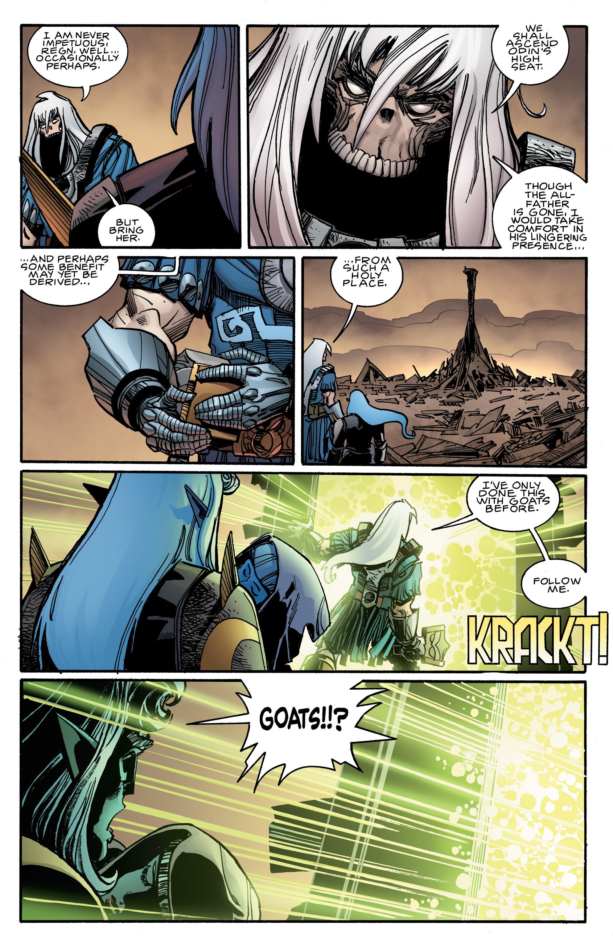Read online Ragnarok comic -  Issue #9 - 7