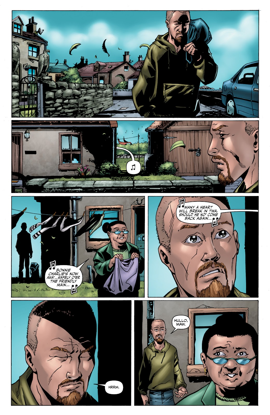 Read online The Boys Omnibus comic -  Issue # TPB 4 (Part 3) - 17