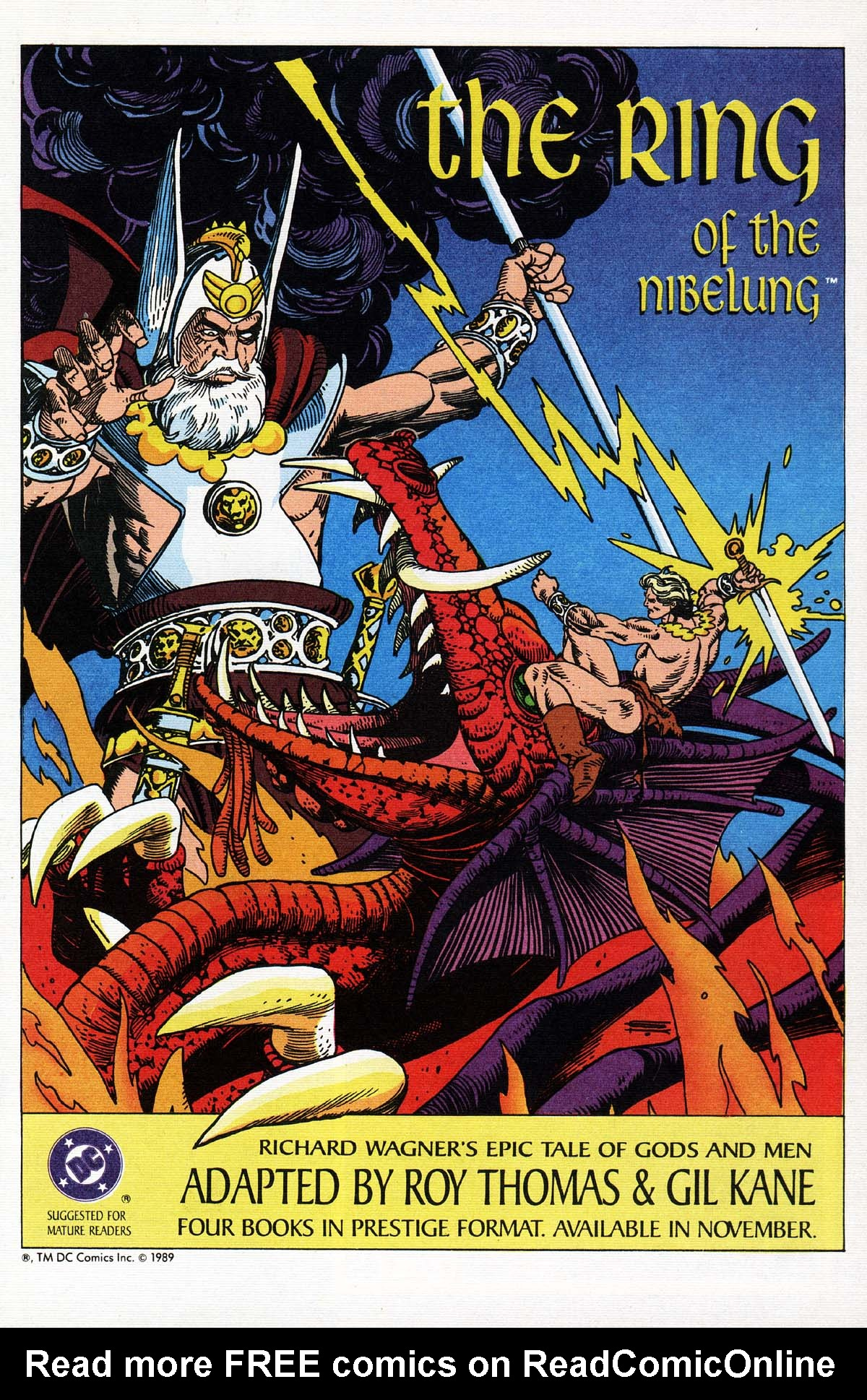 Read online Advanced Dungeons & Dragons comic -  Issue #13 - 21